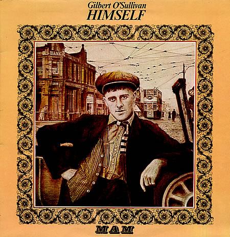 Gilbert O Sullivan Himself