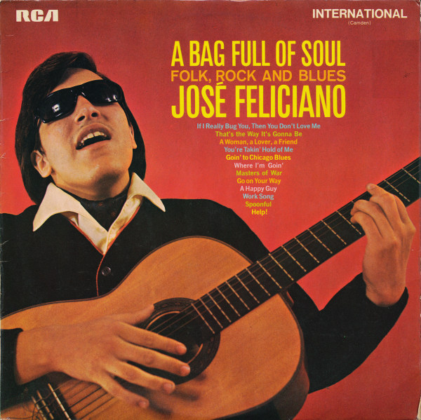 Jose Feliciano A Bag Full Of Soul