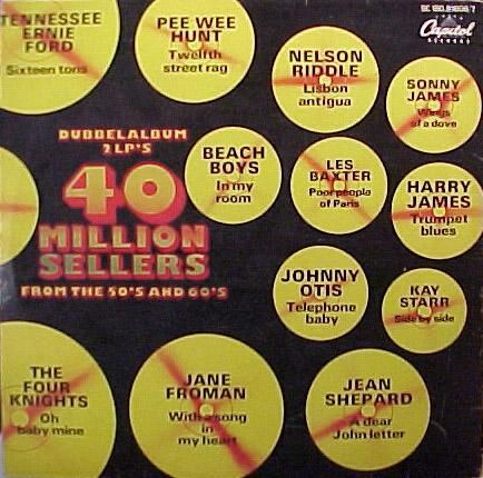 Various - Million Sellers 1 - The Fifties