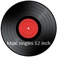 """Maxi Singles 12"""" Tweede Hands"""