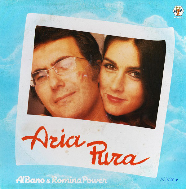Al bano romina power aria pura for Al bano e romina power