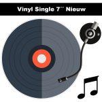 """Vinyl Single 7"""" Nieuw"""